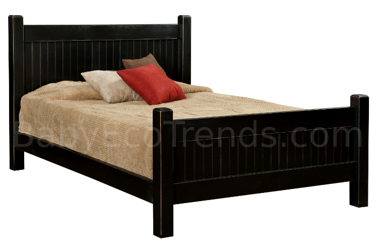 Amish Georgetown Beadboard Bed Custom Children39s