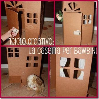 Come costruire una casetta per bambini a costo zero - Costruire una casetta ...