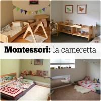 Montessori: la cameretta