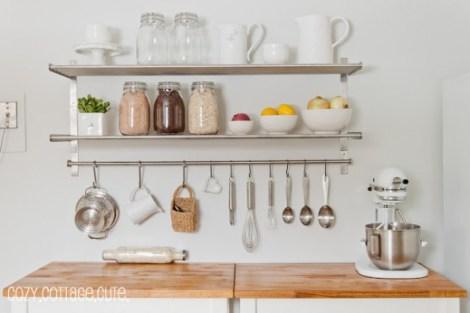 10 idee per organizzare una cucina piccola babygreen - Comprare cucina senza elettrodomestici ...