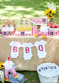 BBQ Baby Shower Ideas - Baby Ideas