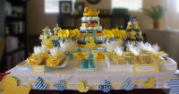 Ducky Baby Shower Ideas