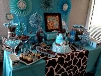 Giraffe Baby Shower Ideas - Baby Ideas