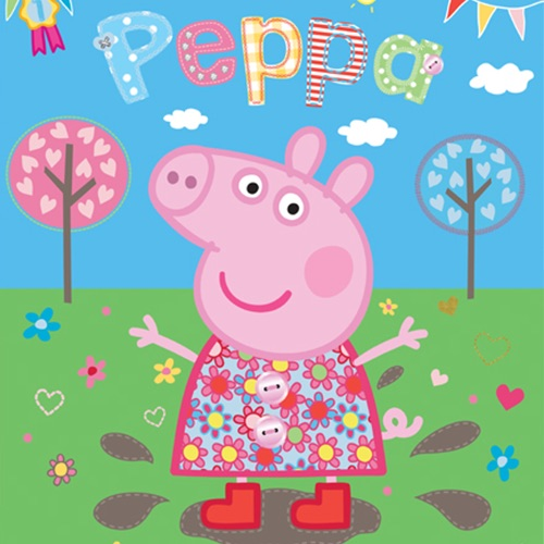 Kids Wallpaper Hd Peppa Gris Tapet Babykingdom