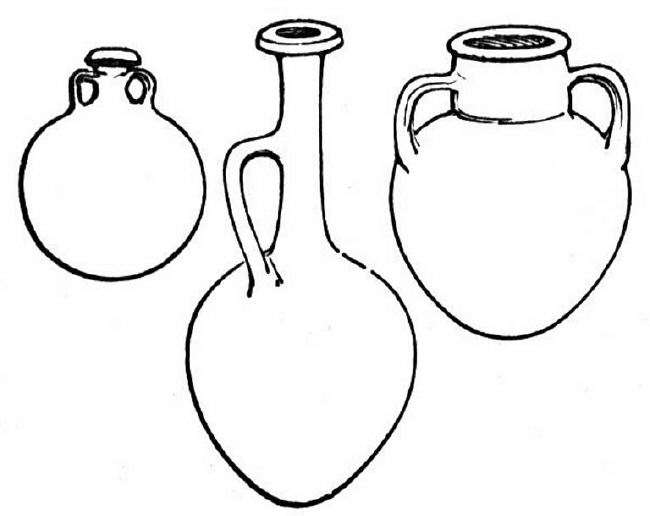 Comfortable Greek Vase Coloring Page Coloring Pages Usefulresults