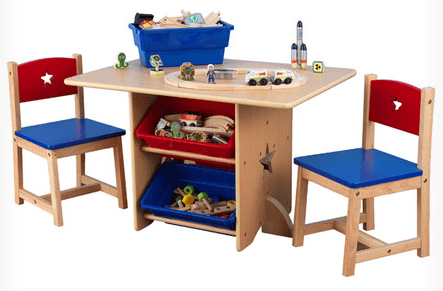 Save 35 On The Kidkraft Star Kids 5 Piece Table Chair