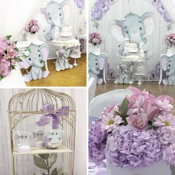 Small Of Elephant Baby Shower Ideas