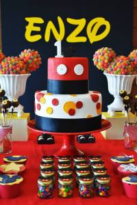 Mickey Mouse Party Theme - Baby Shower Ideas - Themes - Games