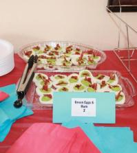 Dr Seuss Thing 1 and Thing 2 - Baby Shower Ideas - Themes ...