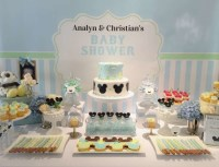 Baby Shower Ideas  Baby Mickey Mouse Baby Shower