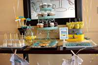 Little Man Baby Shower - Baby Shower Ideas - Themes - Games