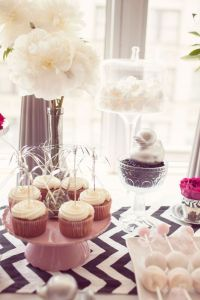 Chic Pamper Me Baby Shower - Baby Shower Ideas - Themes ...