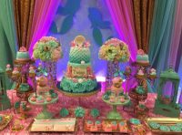 Baby Shower Ideas  Mythical Mermaid Baby Shower