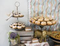 Contemporary Safari Baby Shower - Baby Shower Ideas ...