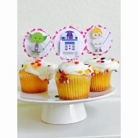Star Wars Baby Shower Decorations and Party Favors - Baby ...