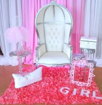 Beautiful Ballerina Baby Shower - Baby Shower Ideas ...