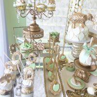 Golden Glam Safari Baby Shower - Baby Shower Ideas ...