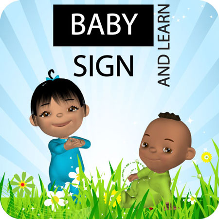Baby Sign and Learn - Baby Sign Language Apps and Products using - baby sign language chart template