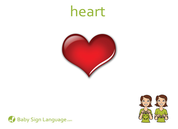 sign language for heart - Towerssconstruction