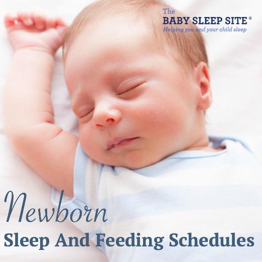 Newborn Baby Feeding and Sleep Schedule The Baby Sleep Site - Baby - schedules for babies