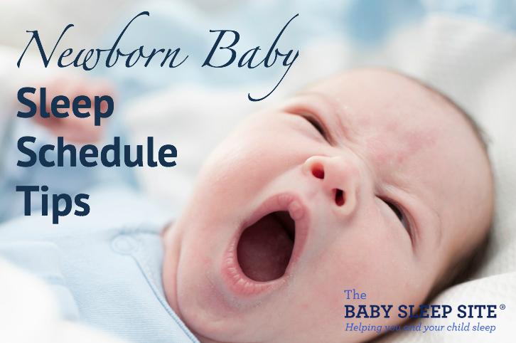 Newborn Baby Sleep Schedule Tips The Baby Sleep Site - Baby - newborn baby schedule