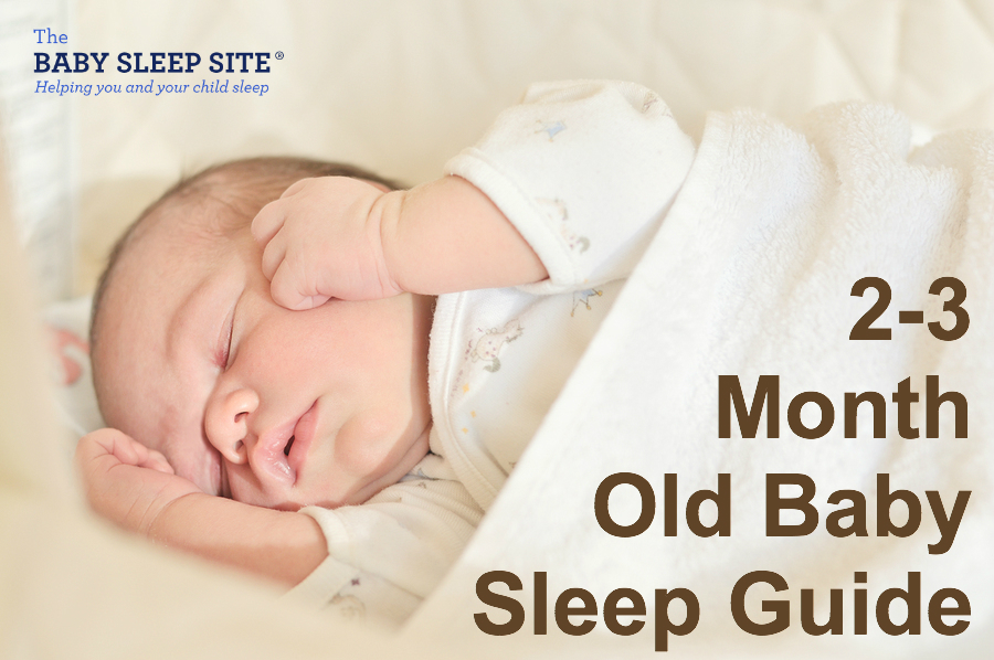 2 Month Old or 3 Month Old Baby Sleep Guide The Baby Sleep Site