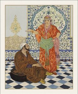 88c31490bd08fb8fdc19b4fa548dbf21--arabian-nights-dulac