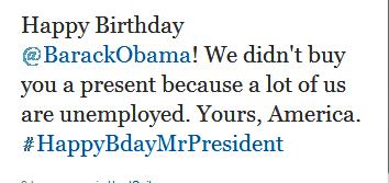 Daily Show Tweet