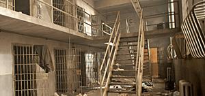 Prison Walking Dead