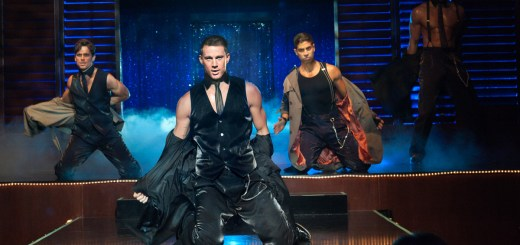 (L-r) MATT BOMER as Ken, CHANNING TATUM as Mike, ADAM RODRIGUEZ as Tito, and JOE MANGANIELLO as Big Dick Richie in Warner Bros. Pictures dramatic comedy 'MAGIC MIKE,' a Warner Bros. Pictures release.