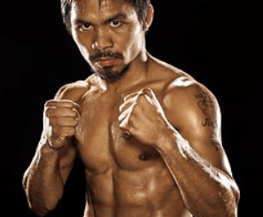 Manny PacMan Homo Hater