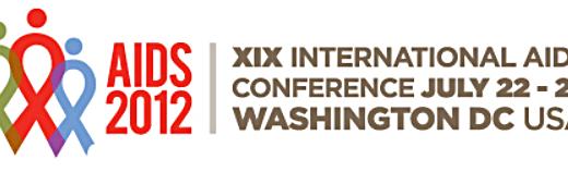International AIDS Conference LOGO