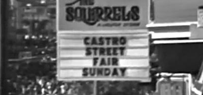 Castro Street Fair Day