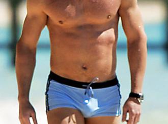 Daniel Craig naked