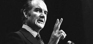 Groerge McGovern passes away