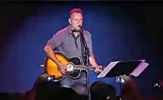 Springsteen Clinton Obama Ohio