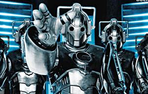 Neil Gaimen Cybermen