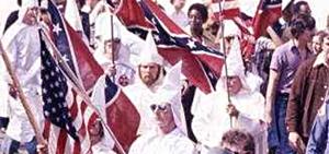 Tony Perkins KKK Rally