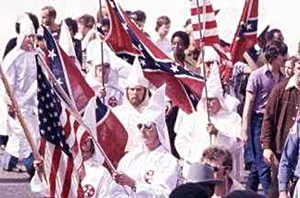 Tony Perkins KKK Rally