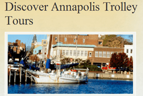 Discover Annapolis Trolley