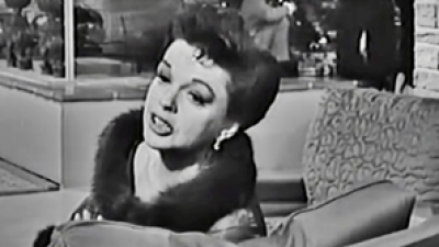 Watch the Judy Garlkand Christmas Special 1963