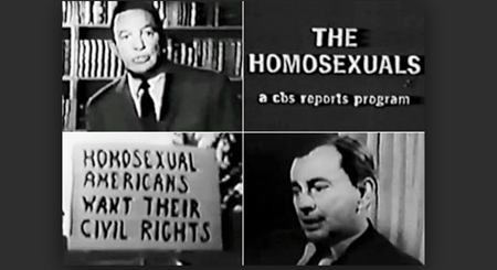 "WATCH: CBS Reports ""The Homosexuals"" (1967) Hosted by Mike Wallace - Rare Video Copy"