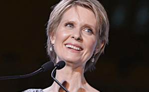 Cynthia Nixon Talks AIDS