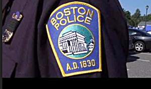 Boston police gay