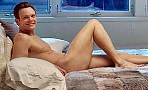 Joel McHale naked