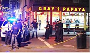 NYC gay shooting