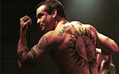 Henry Rollins naked