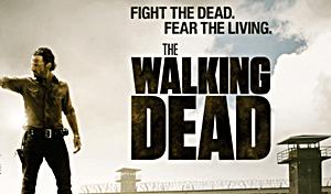 The Walking Dead Comic Con Panel