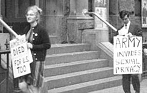 1964 Gay Protest