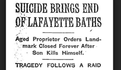 Lafayette Baths